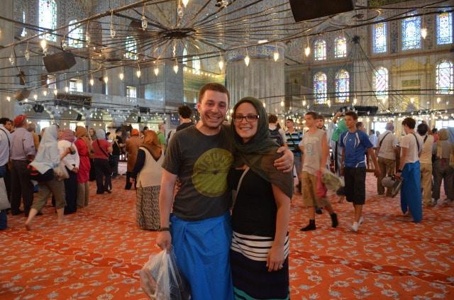 Turkey-Itinerary-istanbul