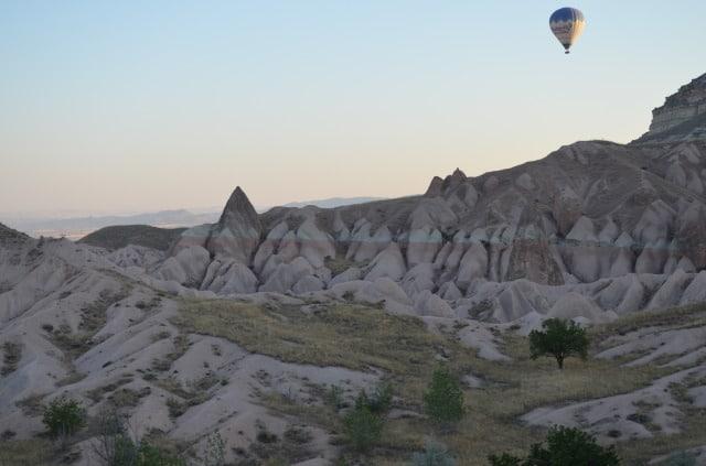 Turkey-Itinerary-Cappadocia-mountains