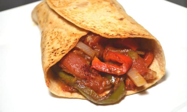 Chicken- Sausage Wrap