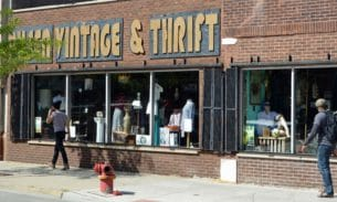 How To Thrift Shop For Clothes