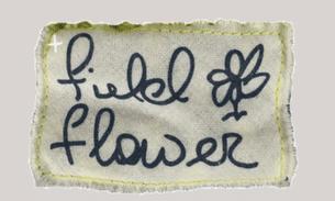 Field Flower Label