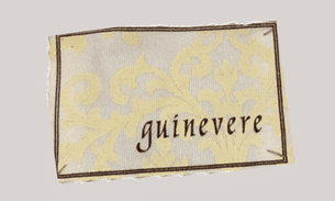Guinevere label