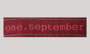 one september label