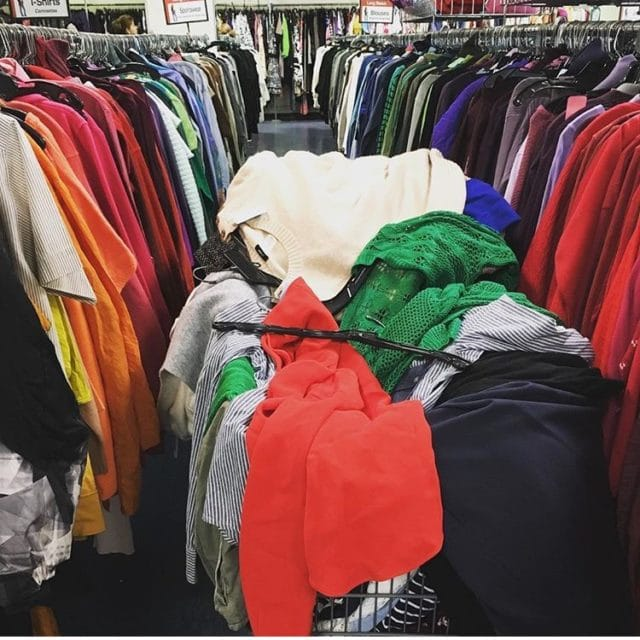 thrifting for profit store rotation